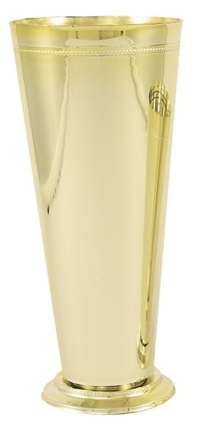 Gold Mint Julep Vase/Cup