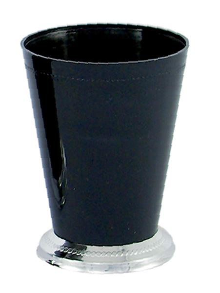 Black Mint Julep Vase/Cup