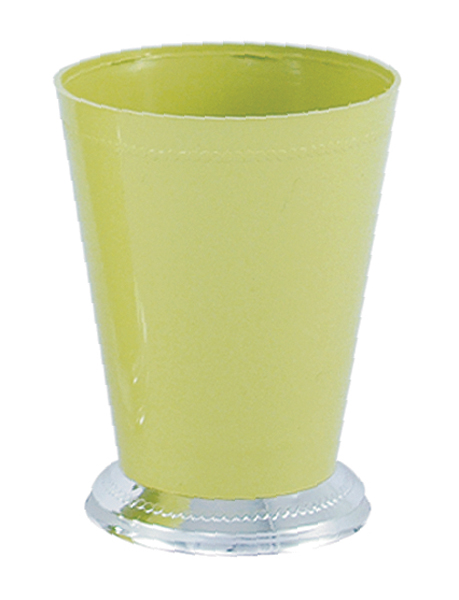 Green Mint Julep Vase/Cup