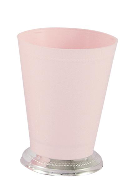 Pink Mint Julep Vase/Cup