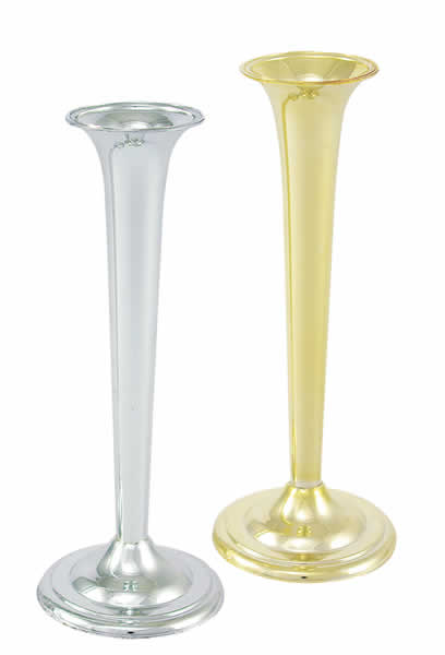Small Bud Vase w/Wide Base - 670 Series